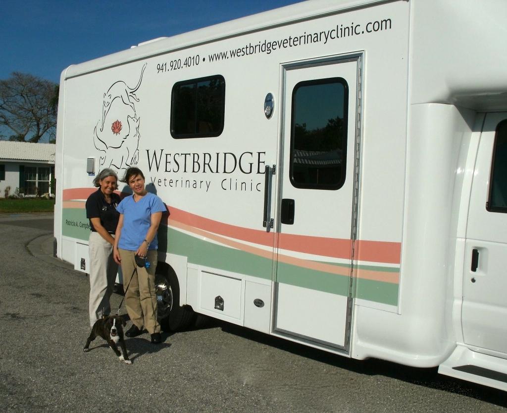 westbridge veterinary clinic   mobile veterinary care